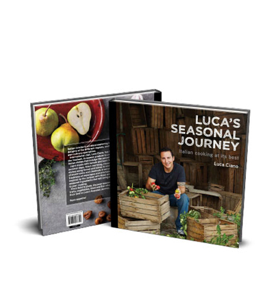 Luca's Seasonal Journey Cookbook